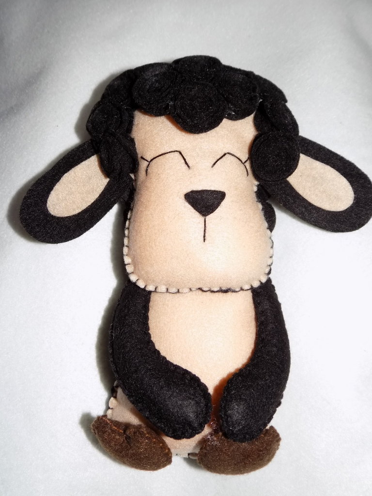 Dolci Pecorelle in Pannolenci