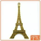 Ciondolo Tour Eiffel bronzo