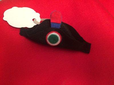 Feluca cappello carabiniere segnaposto o bomboniera
