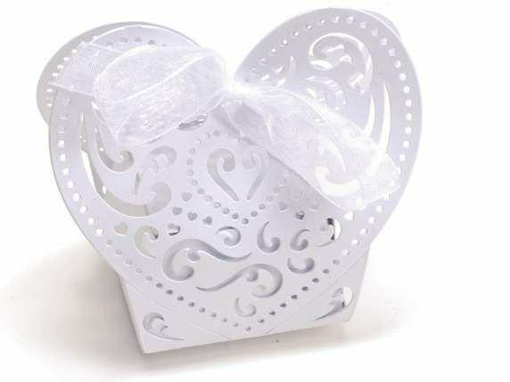 wedding bomboniera  scatola confetti