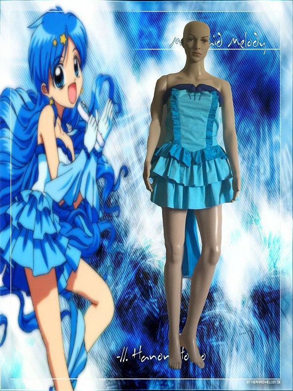 Mermaid Melody Hanon Hosho