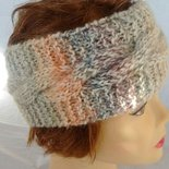 Fascia di lana per capelli