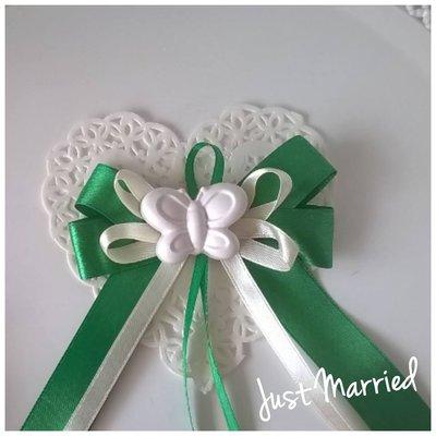 gessetto farfalla, segnaposto, matrimonio, comunione, cresima