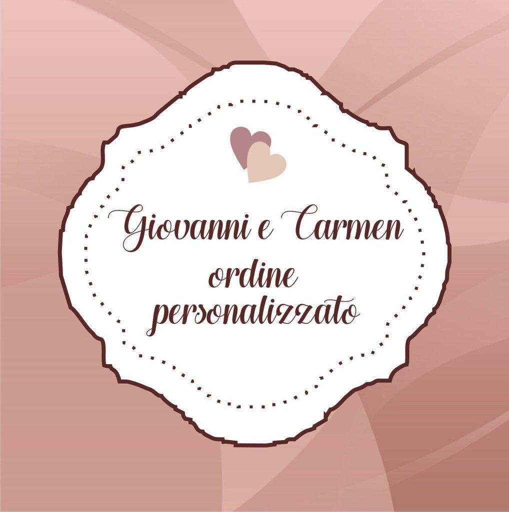 set nozze per Carmen