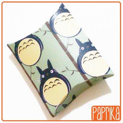 10 scatoline Totoro 6x6cm