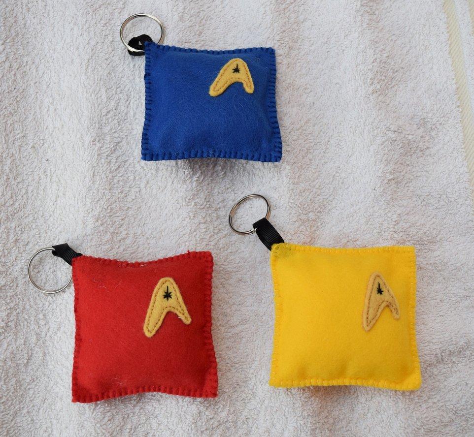 Portachiavi Star Trek