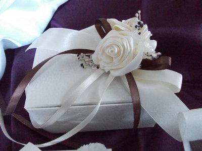Bomboniera Romantic Rose