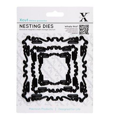 Xcut Nesting Dies - Ornate Frame (XCU 503042)