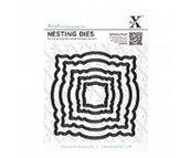Xcut Nesting Dies (5pcs) - Ornate Frame (XCU 503411)