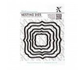 Xcut Nesting Dies (5pcs) - Square Parenthesis (XCU 503401)