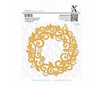 Xcut Dies (1pcs) - Filigree Circle Frame (XCU 503432)