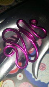 Anello Wire prugna