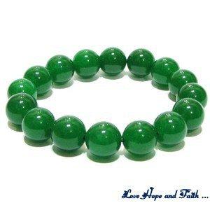 """NOVITA'! LOTTO 90 perle """"In vetro verde"""" (6mm) (cod. new)"""