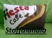 CUSCINI FIESTA CAFFE' IDEA REGALO