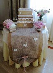 Torta porta buste per matrimonio