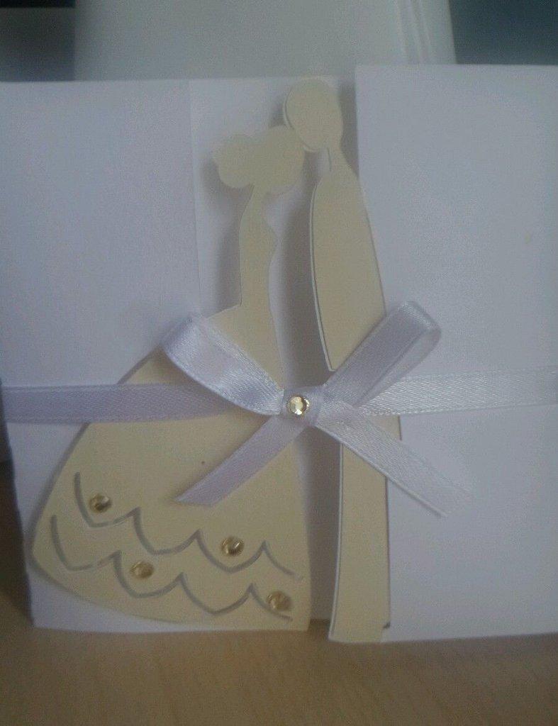Inviti partecipazioni nozze sposi matrimonio scatoline coordinate