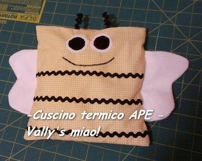 Cuscino termico con mix di semi APE - caldo freddo