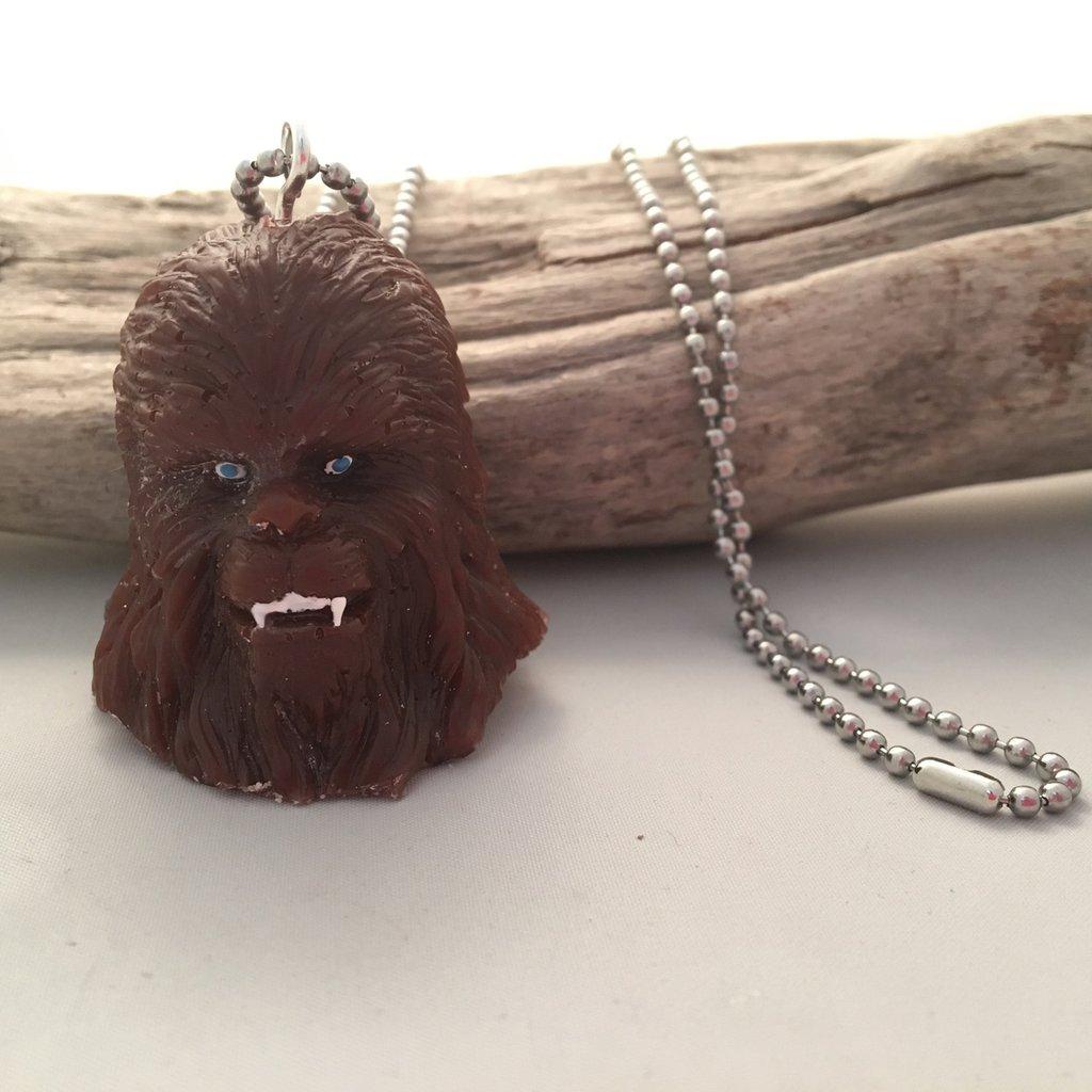 Chewbacca - La Collana -