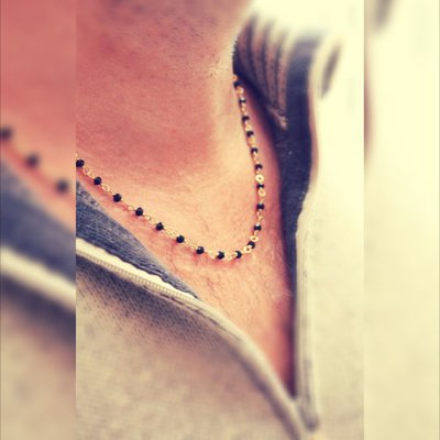 Collana Uomo - collana del rosario maschile