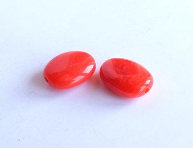 4 Perle imitazione di pietre preziose  PRL440