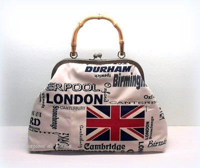 Borsa a mano London 3
