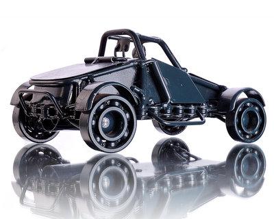 Scultura Steel Car