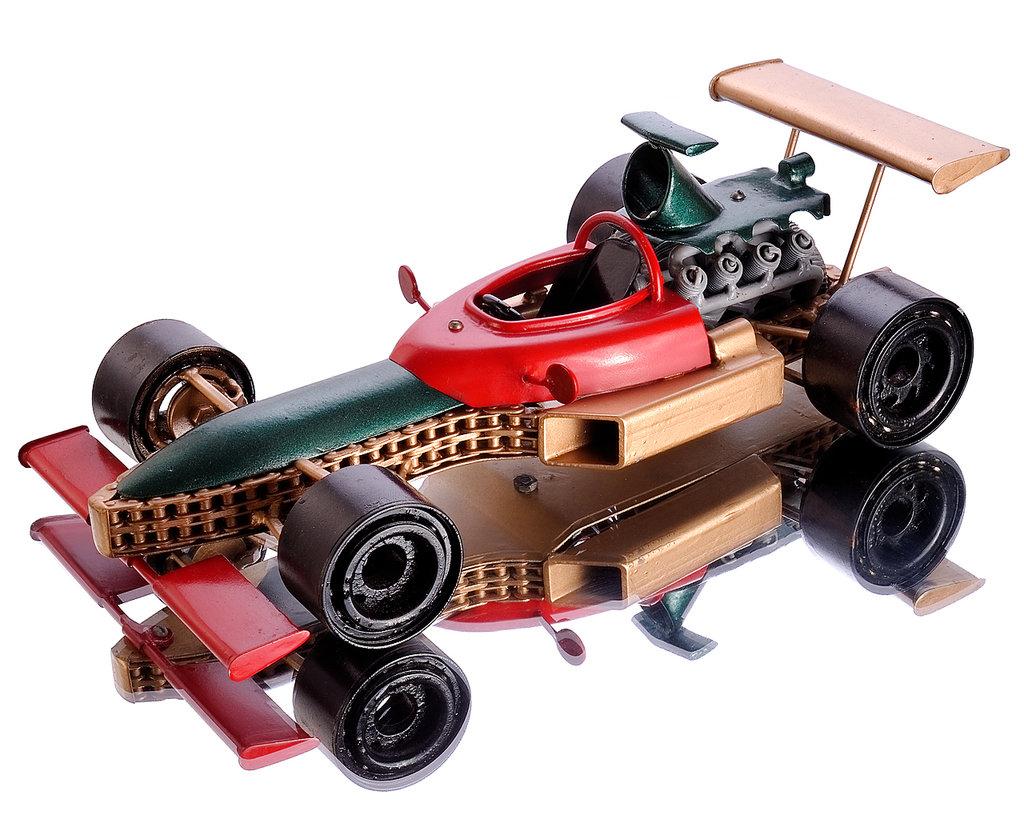 Formula - 1 Metallo
