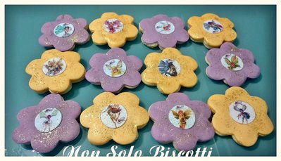 BISCOTTI DECORATI WINX CLUB