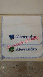 Vendita asciugamani bimbo personalizzata