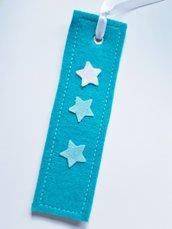 Segnalibro con stelle