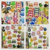 calamite colorate varie forme