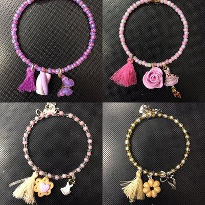 Bracciali perline artigianale