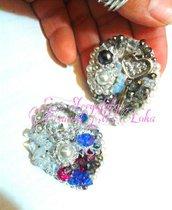 Anello Free perle regolabile