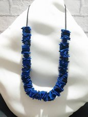 "COLLANA ""BLUE MOOD"""
