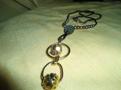 collana con pendente