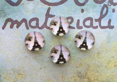Cabochon Torre Eiffel mod.0312