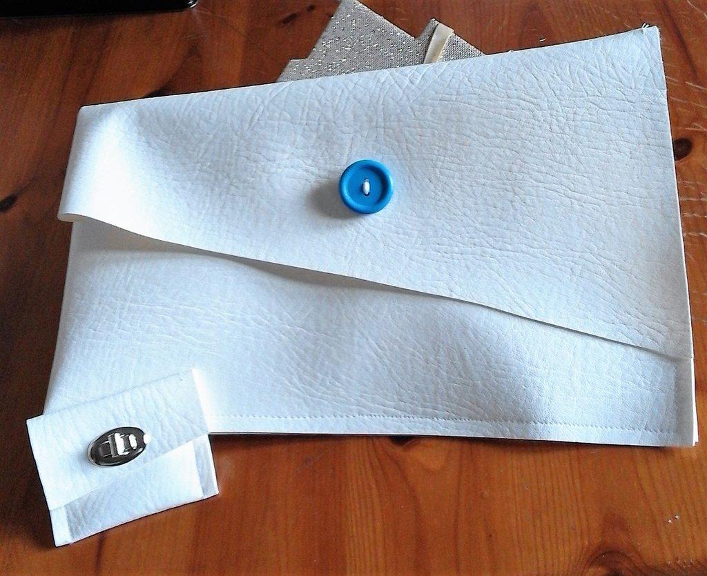 duo borsa pochette portamonete