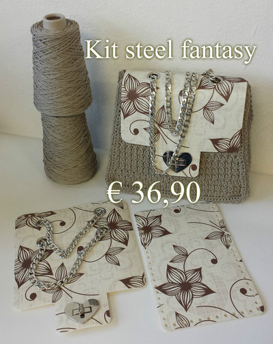 Kit steel fantasy con cordino