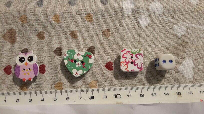 set  4 calamite magnete da frigo idea regalo bottoni