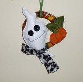 Ghirlanda halloween con fantasmino #2