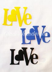 50 scritte LOVE