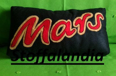 CUSCINO MARS IDEA REGALO