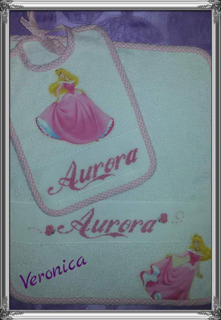 SET ASILO PRINCIPESSA AURORA