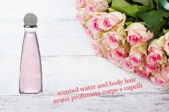Acqua profumata Corpo E Capelli Handmade