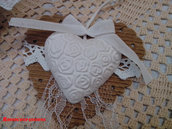 Segnaposto matrimonio cartoncino ondulato