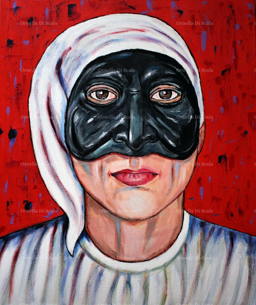 Conosciuto Dipinto quadro moderno pulcinella pop art dipinto a mano Napoli  JU98