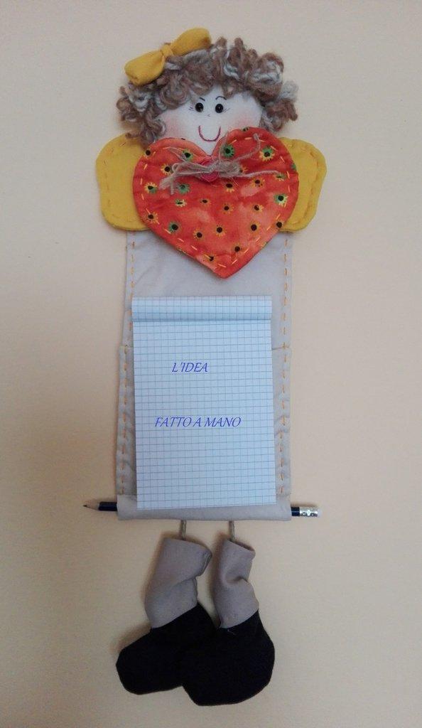 BAMBOLA BLOCK NOTES
