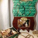 """Orologio da parete  """"Pietra malachite"""" (Royal Collection)"""