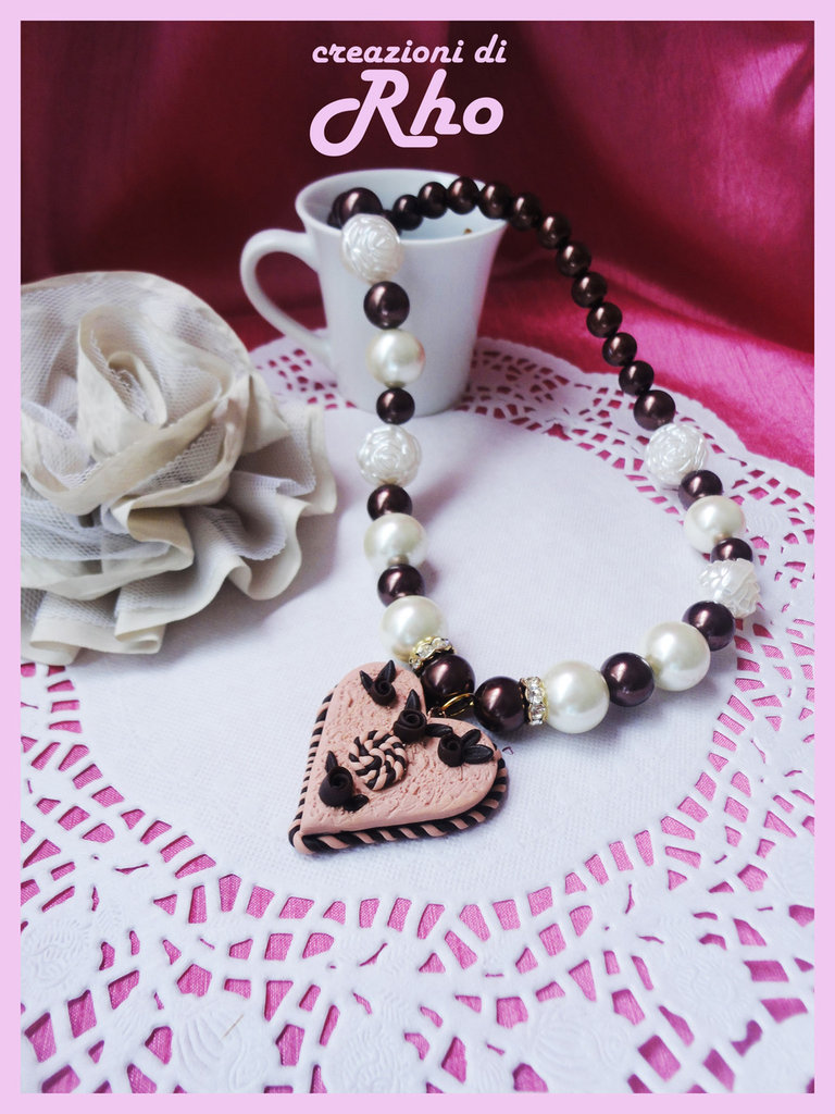 Collana Creazioni di Rho - Love Collection