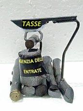 Le tasse l'incubo degli Italiani